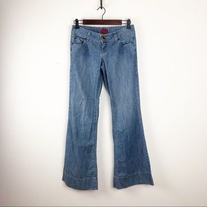 Forever 21 Wide Leg Jeans Size 26